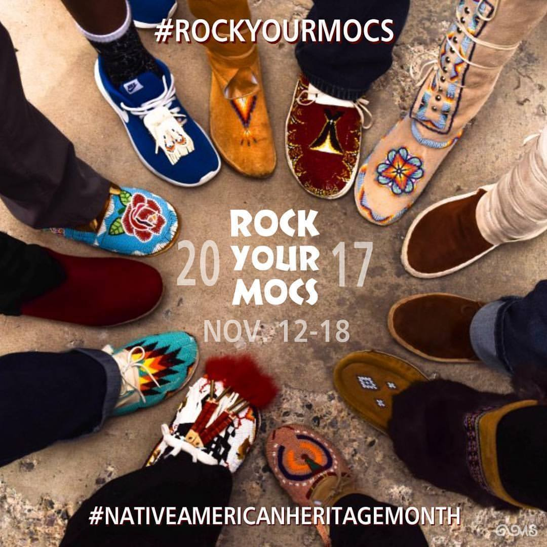 Secretary Ryan Zinke among those excited to take part in #RockYourMocs this year