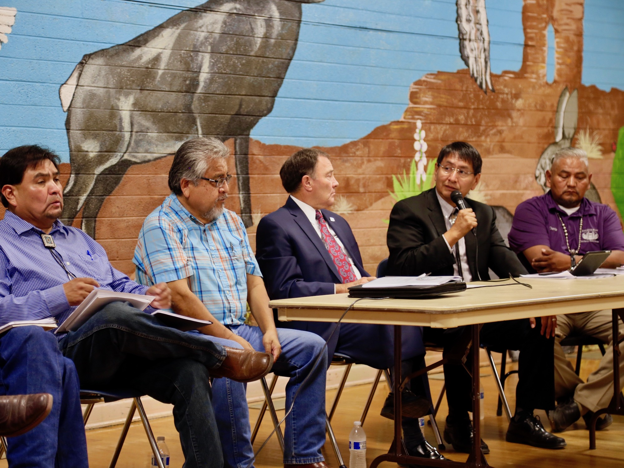 Senate Committee on Indian Affairs adds tribal water rights hearing to schedule