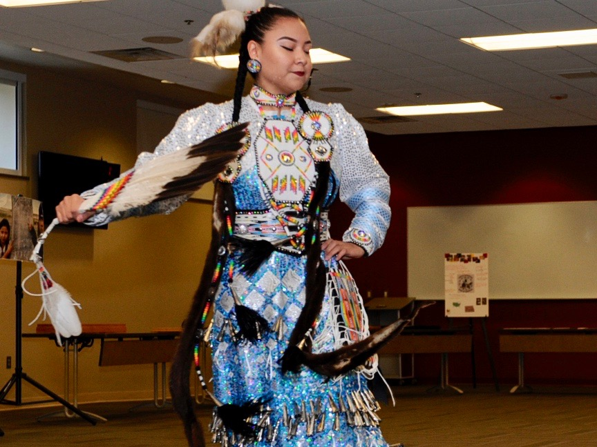 DVIDS: Native community shares culture with Air Force base in South Dakota