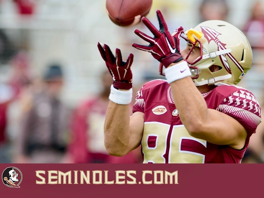College football player from Seminole Tribe makes history with first touchdown