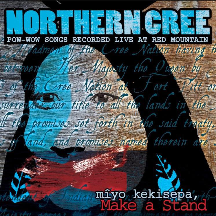 Northern Cree drum group nominated for Grammy award in 'regional roots' category