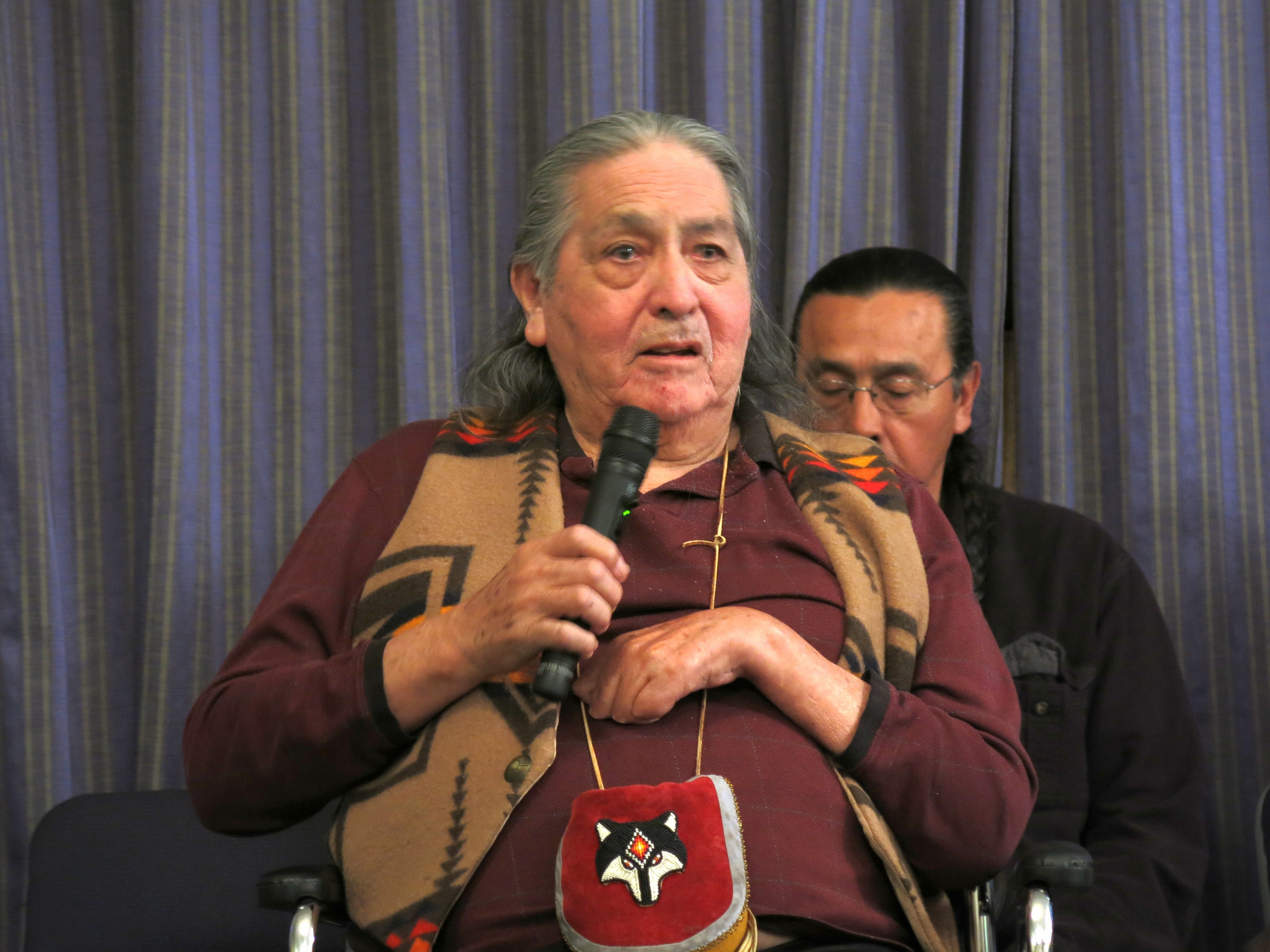 Doug George-Kanentiio: Onondaga Nation Chief Irv Powless passes on at age 88
