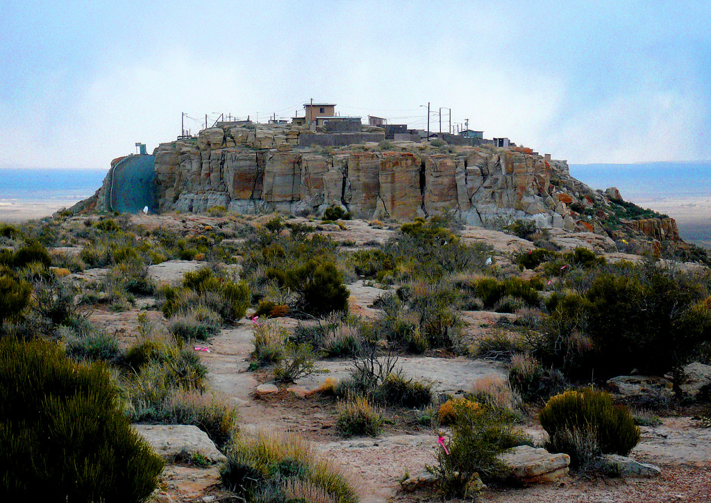 Hopi Tribe finally joins Indian gaming industry as coal mining operation dies down