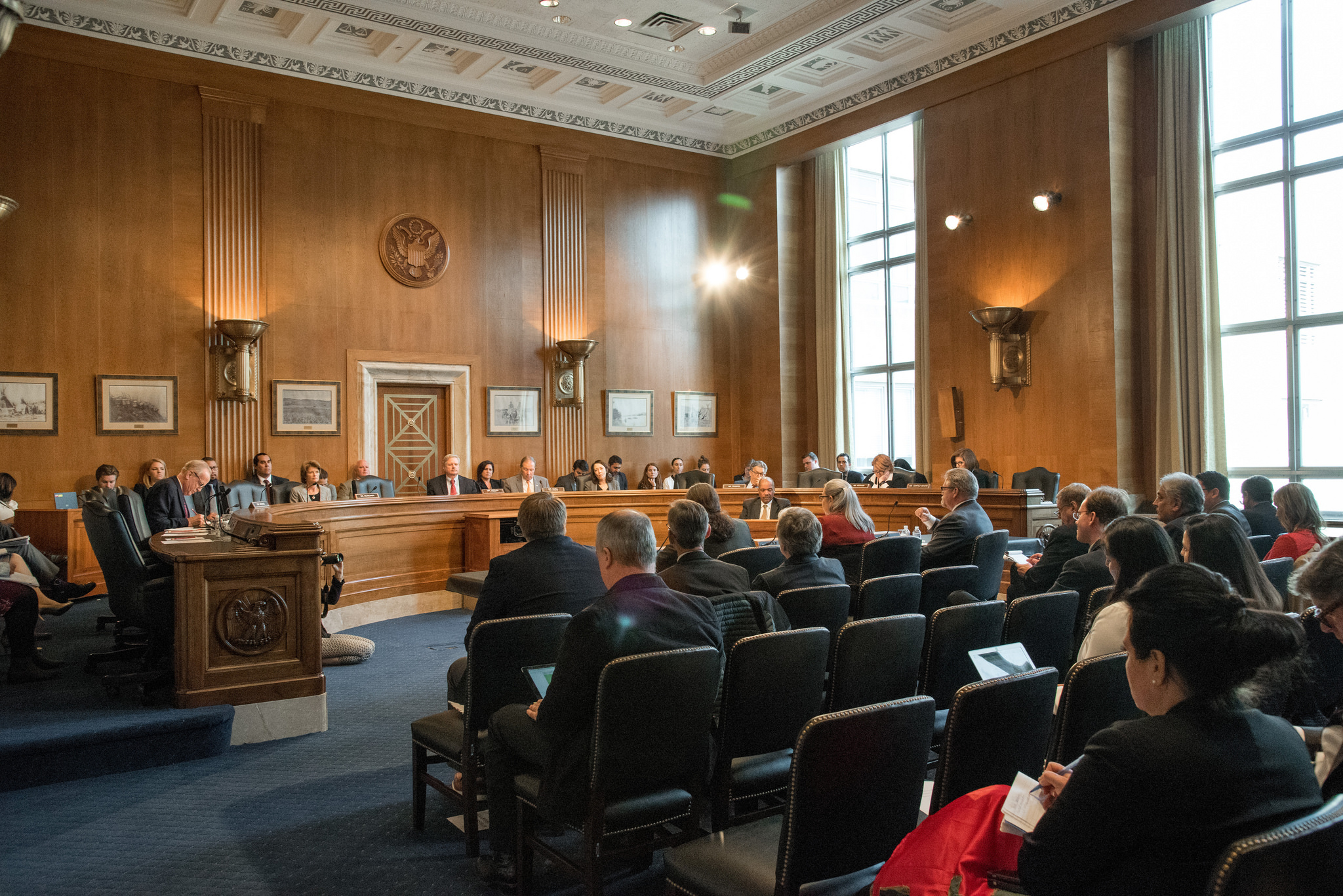 Senate Committee on Indian Affairs sets schedule for a busy week