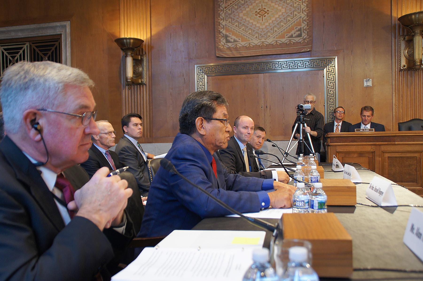 Senate Committee on Indian Affairs schedules meeting and hearing