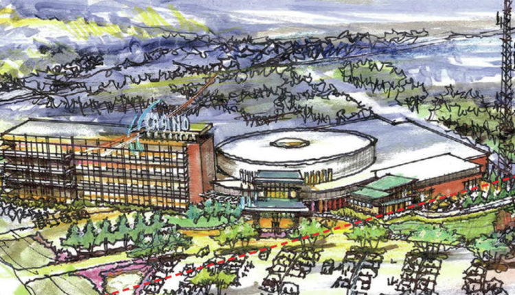 Leech Lake Band breaks ground on replacement casino with help from fellow tribe
