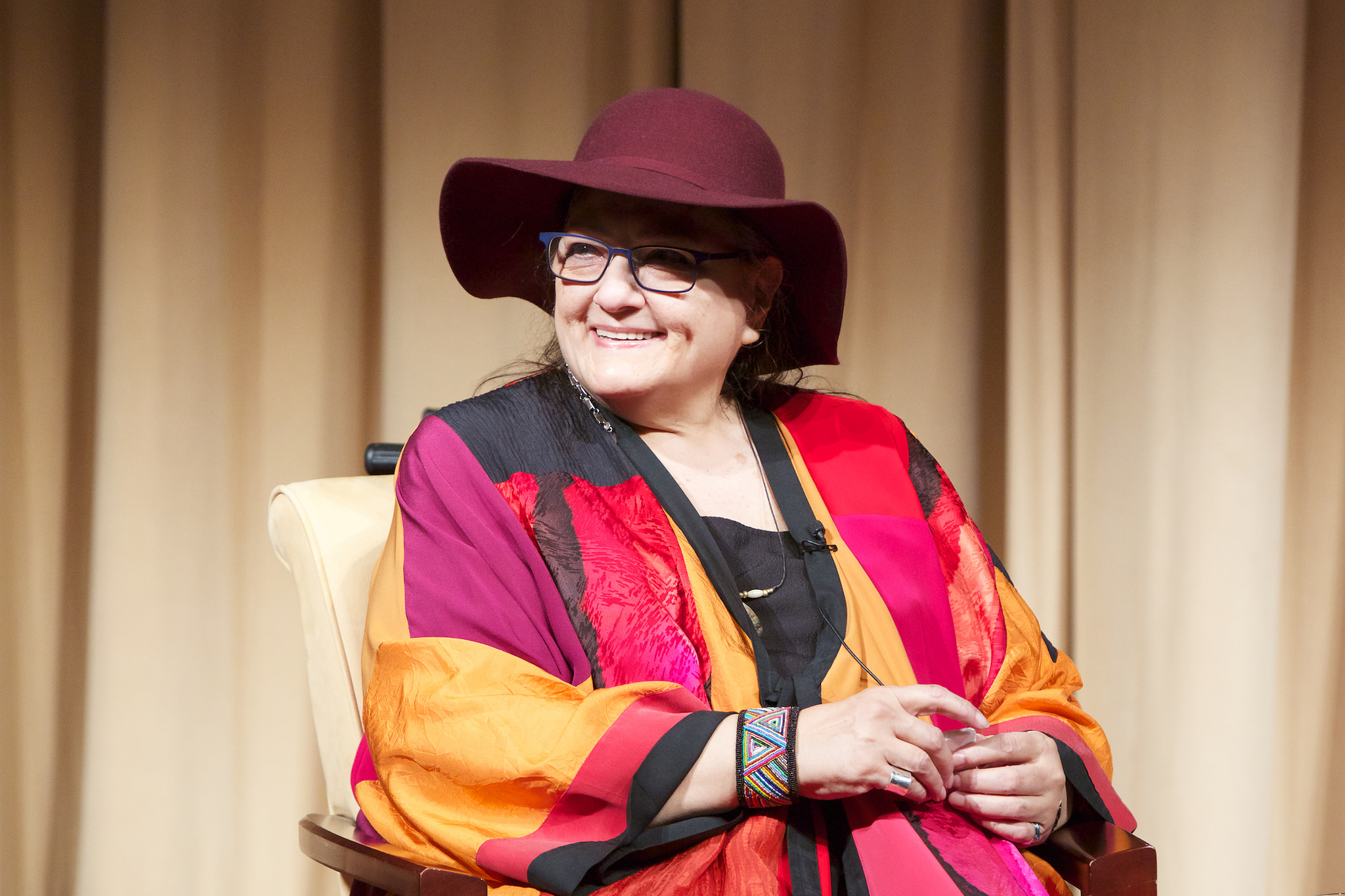 Suzan Shown Harjo: Offensive mascots belong in museums and history books