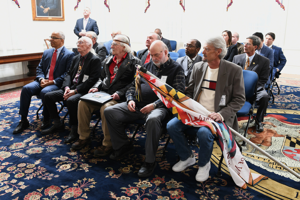 Accohannock Tribe gains recognition through executive order in Maryland