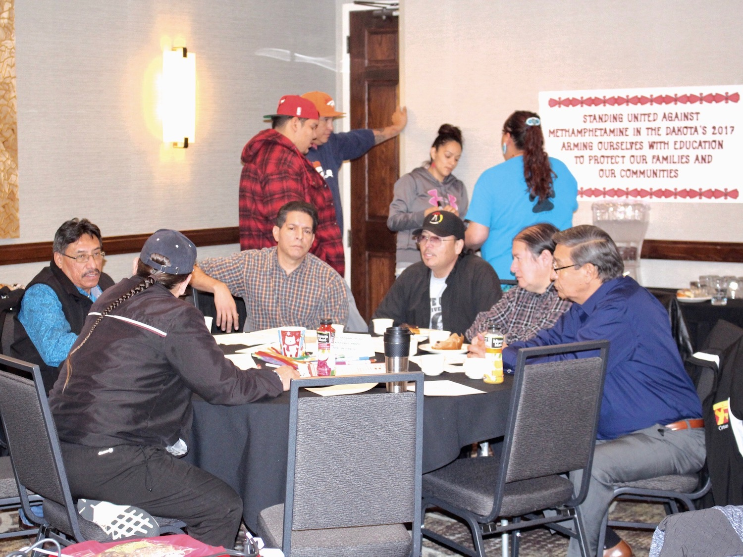 Native Sun News Today: Tribal leaders tackle meth abuse in their communities