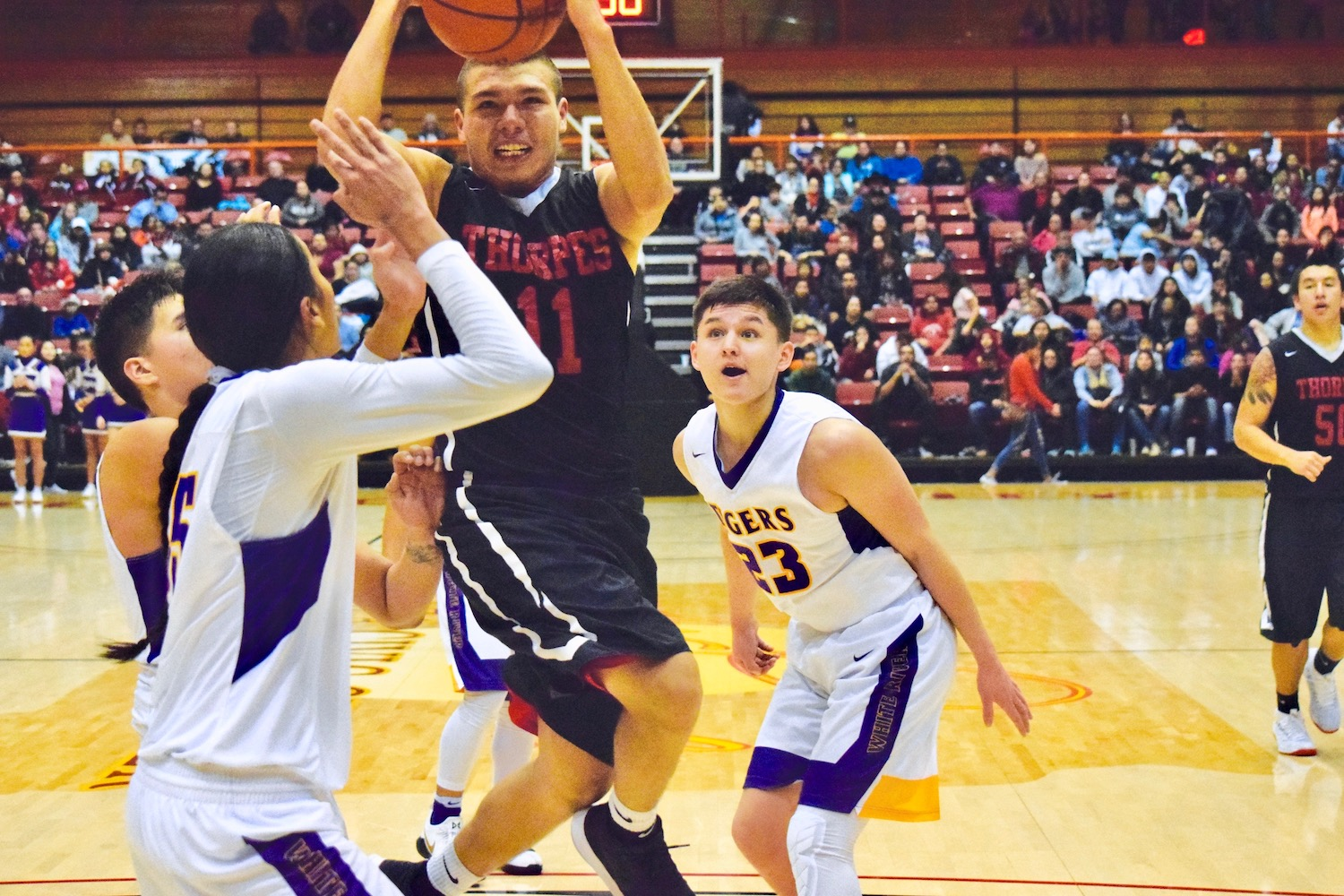 Native Sun News Today: Lakota Nation Invitational ends with overtime thriller