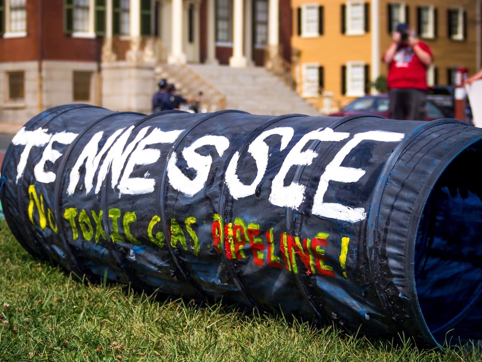 Narragansett Tribe plans lawsuit after being denied role in contested pipeline