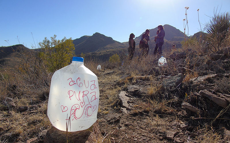 Cronkite News: Border Patrol agents accused of vandalism in Arizona