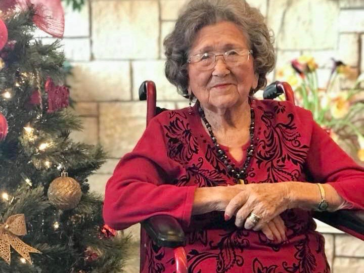 Comanche Nation citizen Anna Tahmahkera celebrates 100th birthday