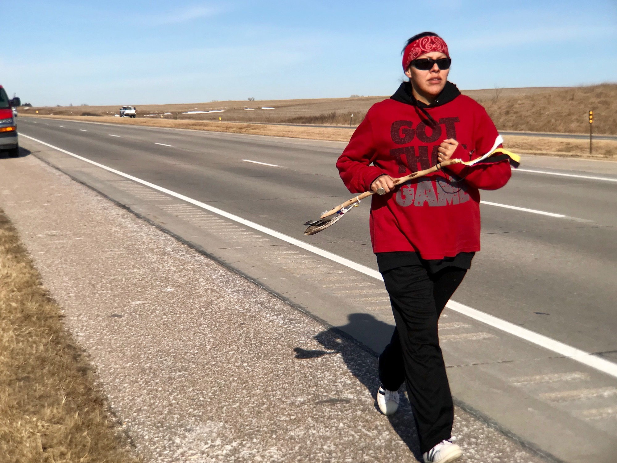 Our lives don't matter': Native women demand action for