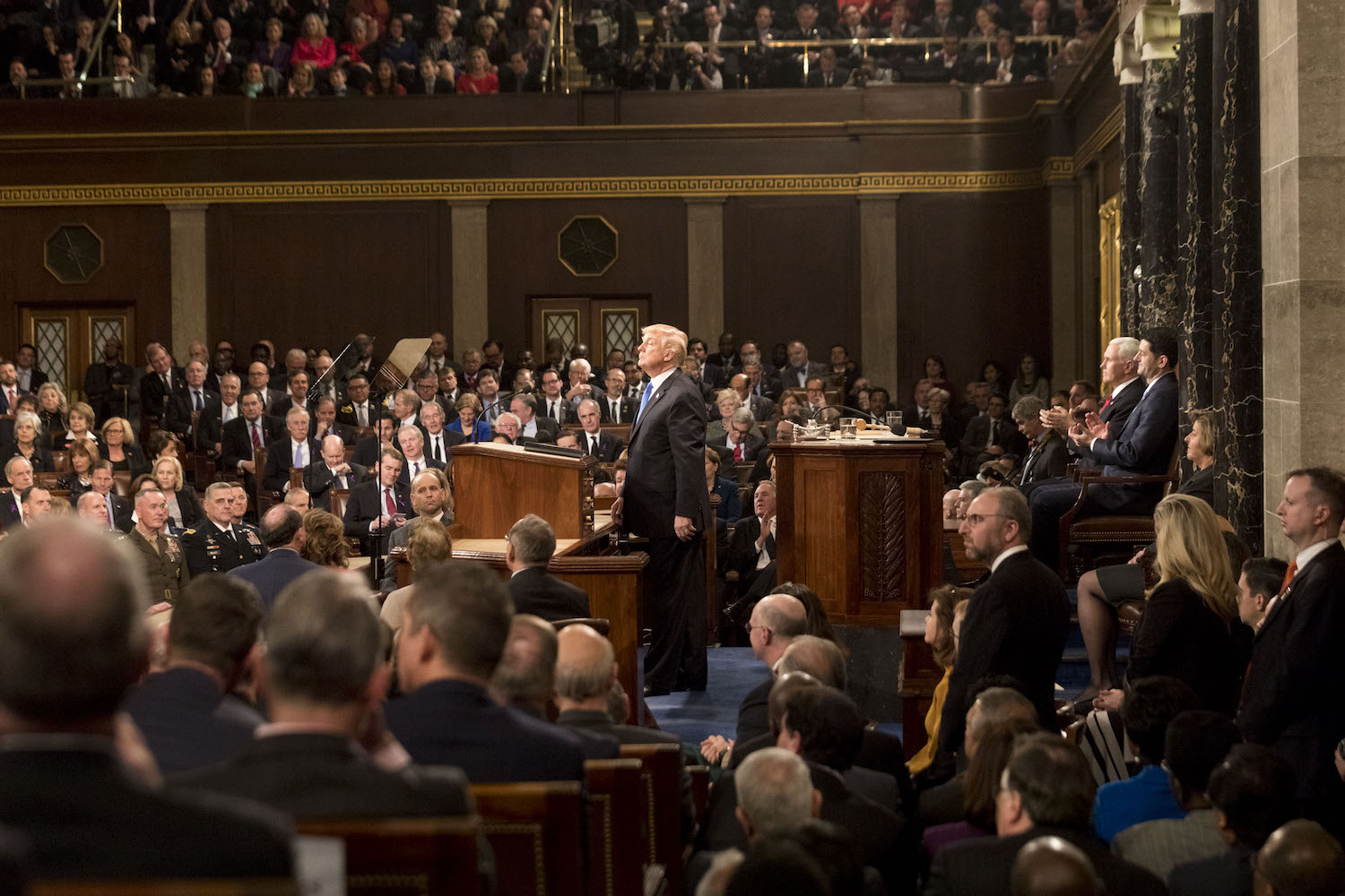 Mark Trahant: Eleven disturbing words from the State of the Union