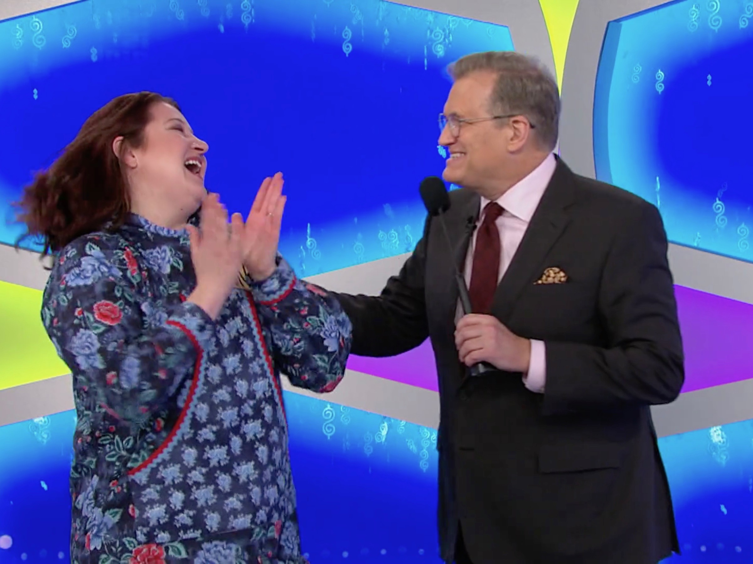 Nurse for Native health corporation wins big on 'The Price is Right'