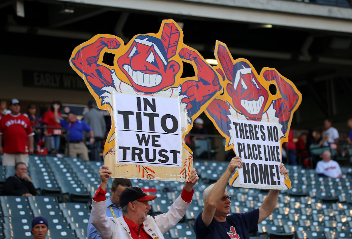 The Conversation: Sorry but 'Chief Wahoo' isn't going anywhere soon