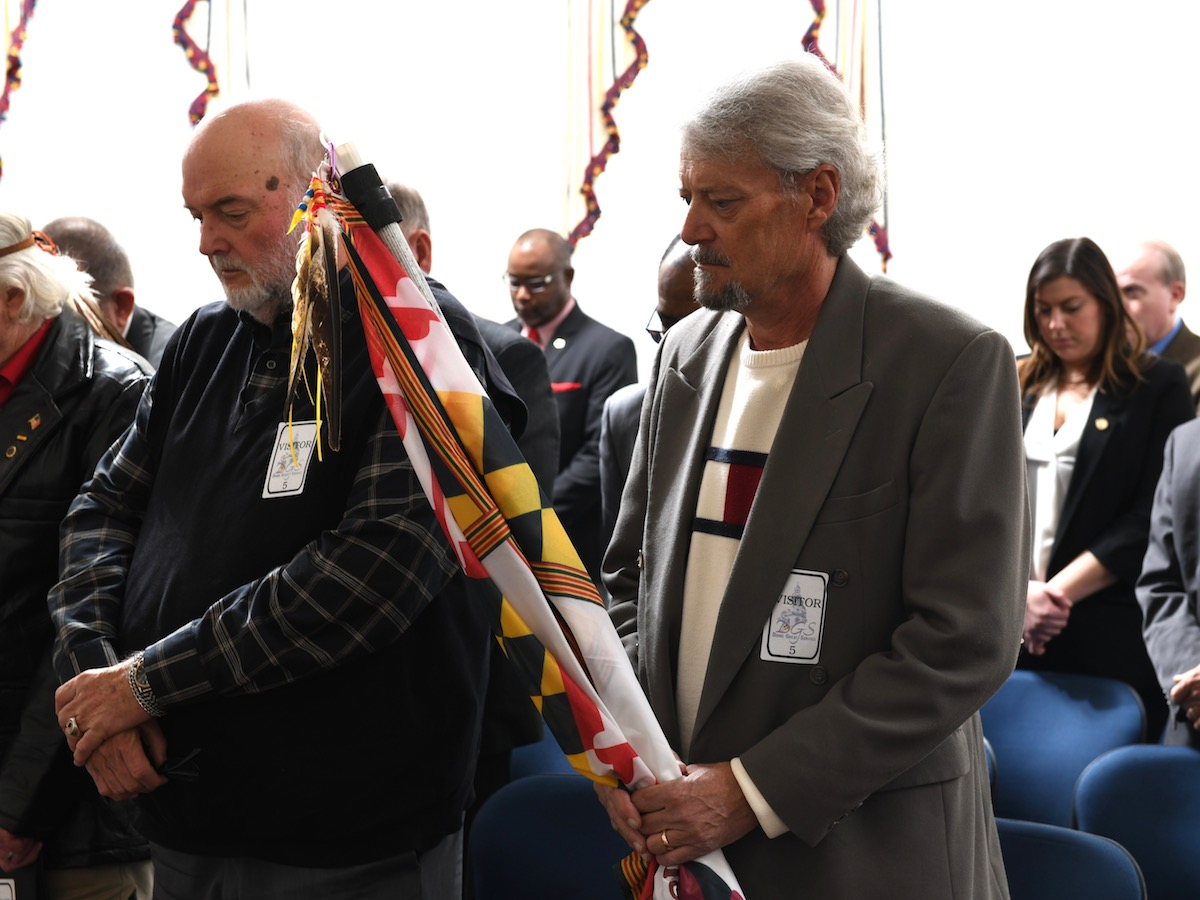 Accohannock Tribe faces questions about legitimacy in Maryland