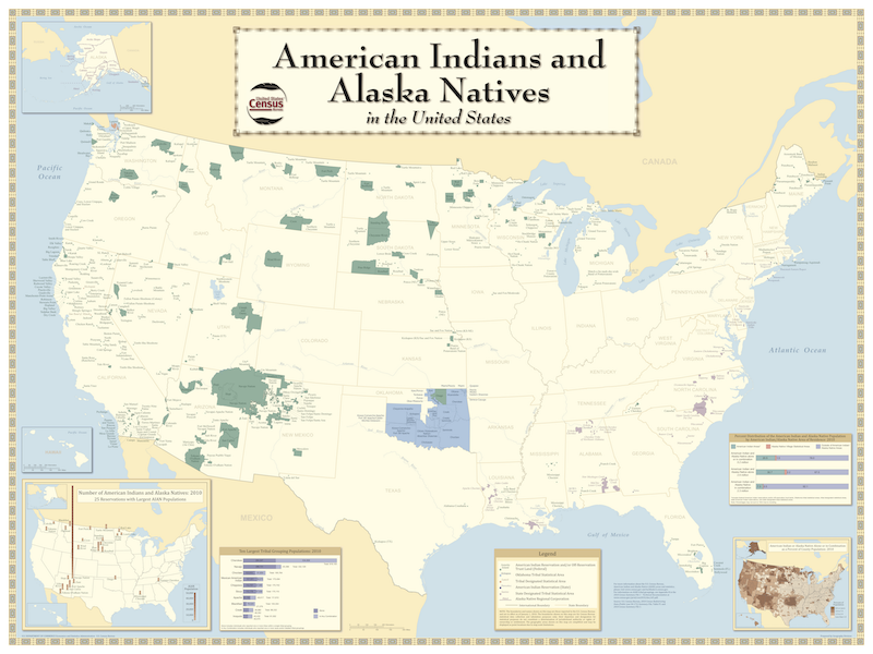 Witness list for Senate Committee on Indian Affairs hearing on Census count