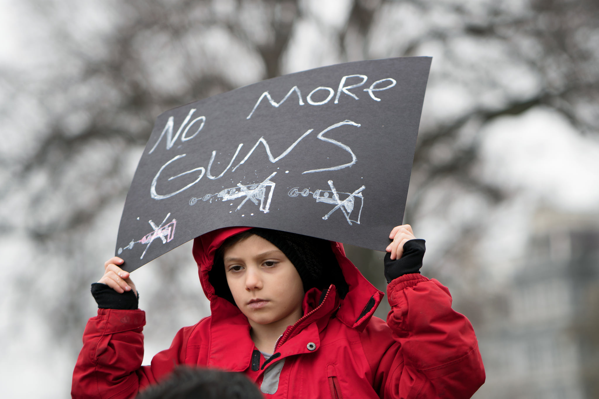 YES! Magazine: Let's learn from states where gun violence has fallen