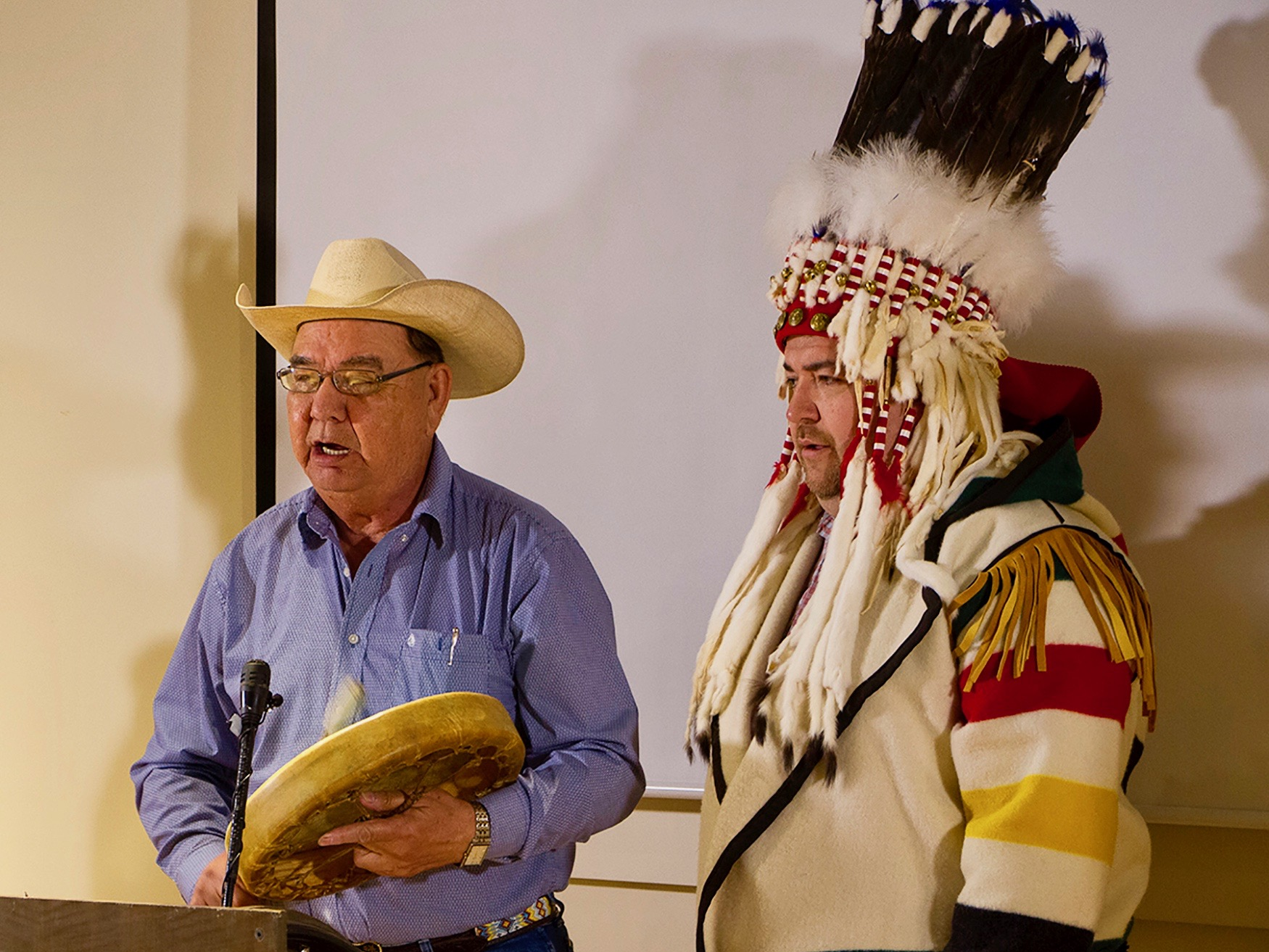Rocky Mountain Tribal Leaders Council welcomes First Nation to group