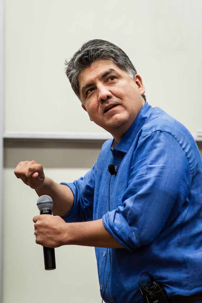 Sherman Alexie breaks silence after allegations of sexual ...
