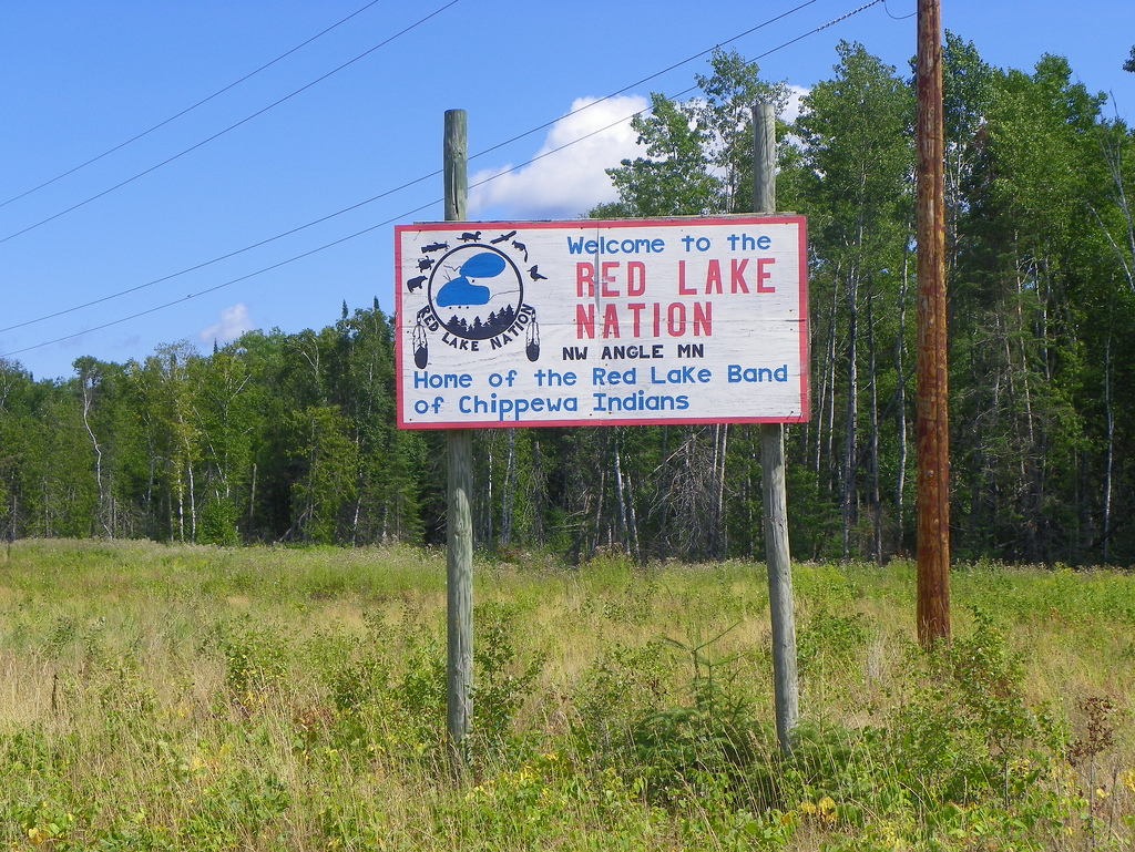 Red Lake Nation land swap is 'never going to happen' under Trump