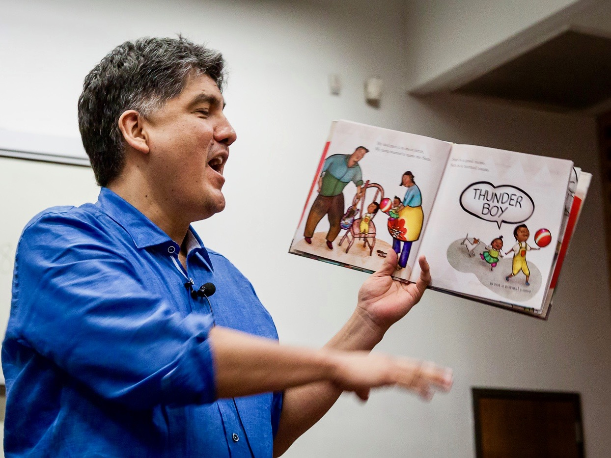 Sherman Alexie caused hurt even before sexual harassment scandal