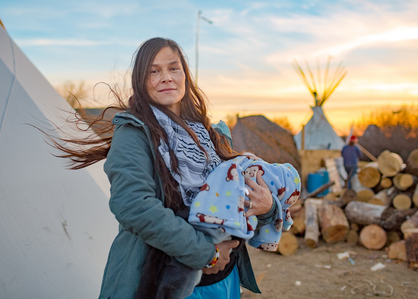 Sarah Sunshine Manning: Indigenous women lead birthing movement
