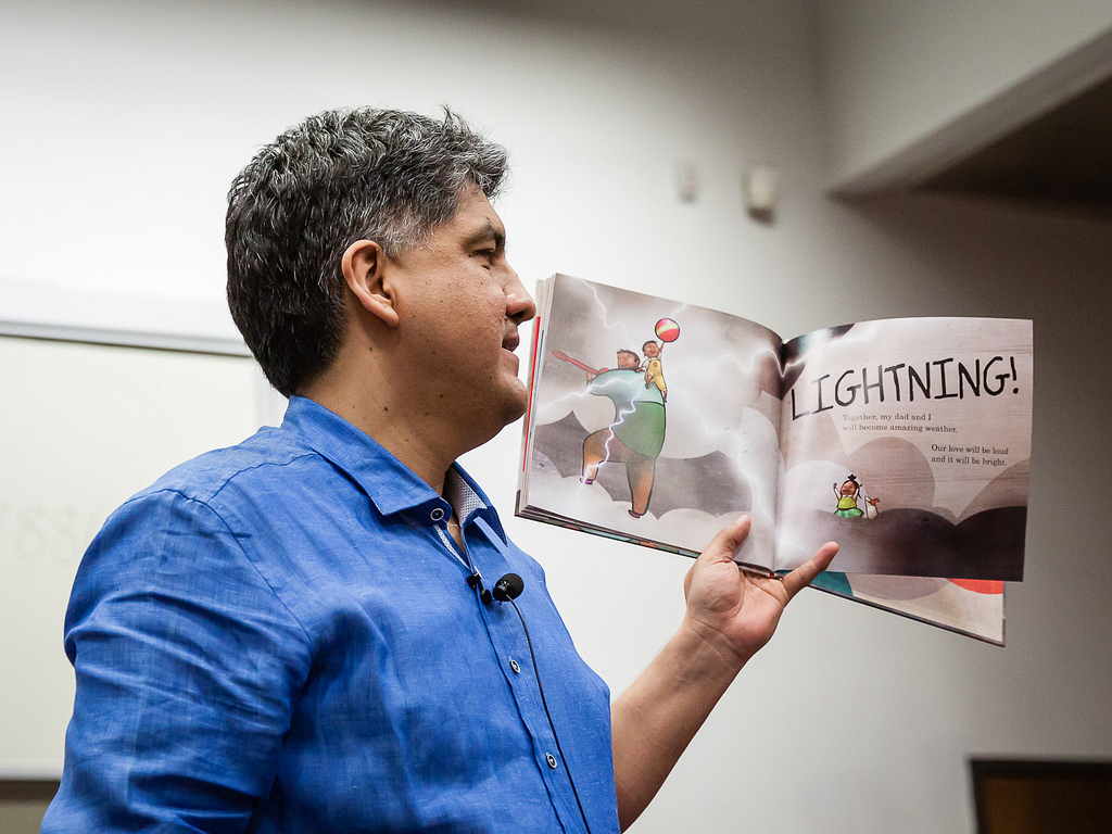 Jacqueline Keeler: Why reading Sherman Alexie was never enough