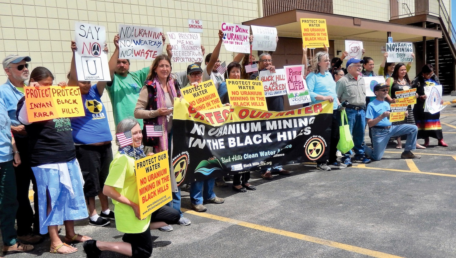 Native Sun News Today: Oglala Sioux Tribe heads to court on uranium mining in Black Hills
