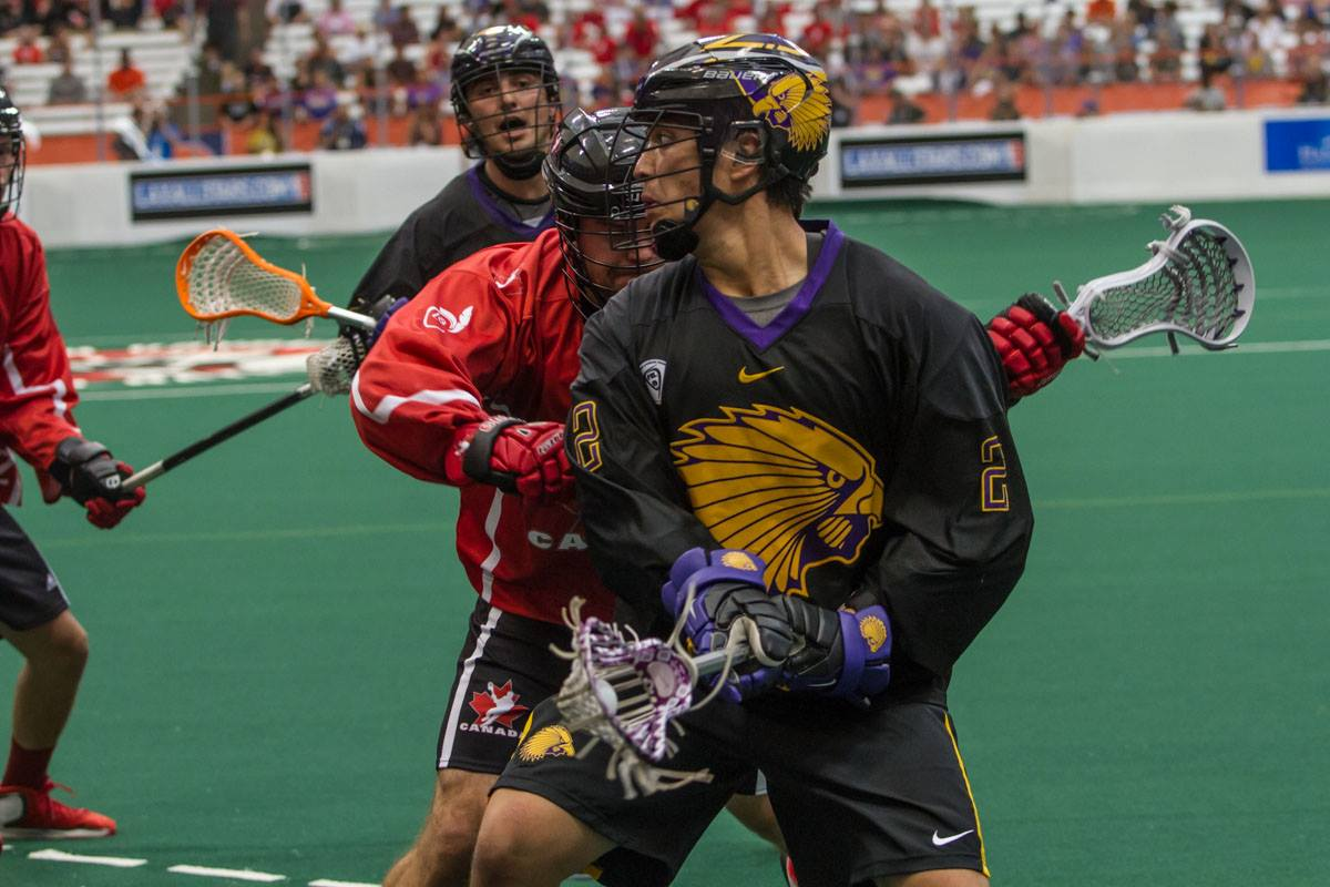 Doug George-Kanentiio: Why aren't there any Native lacrosse coaches?