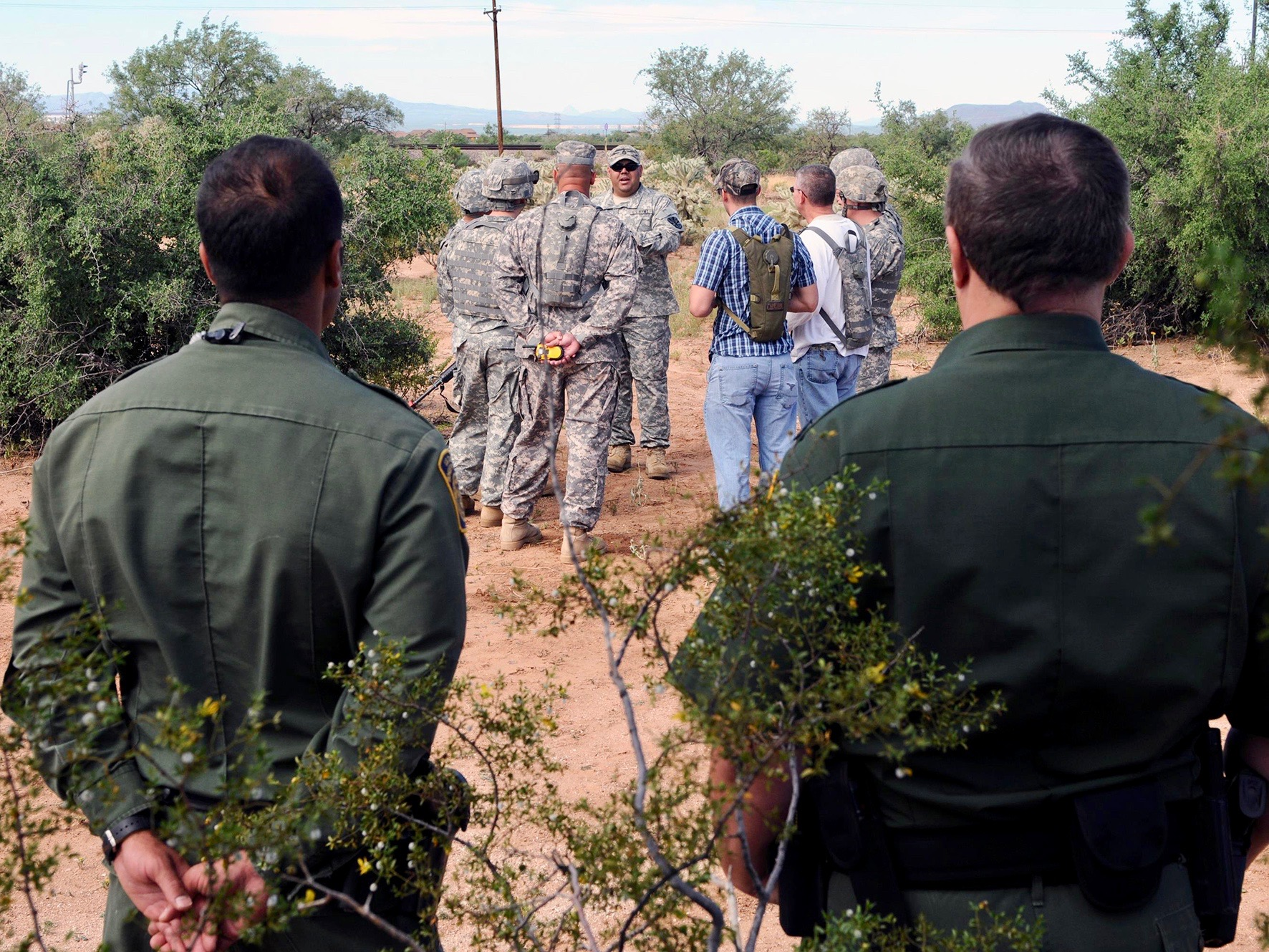 Cronkite News: Ranchers support Trump's plan for troops at U.S. border with Mexico