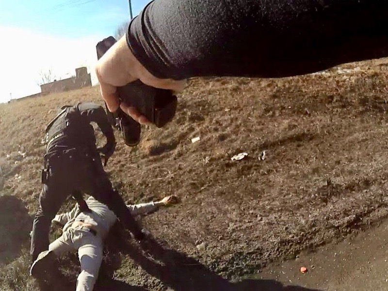 Native man shot by police officer drops lawsuit in plea deal with prosecutors