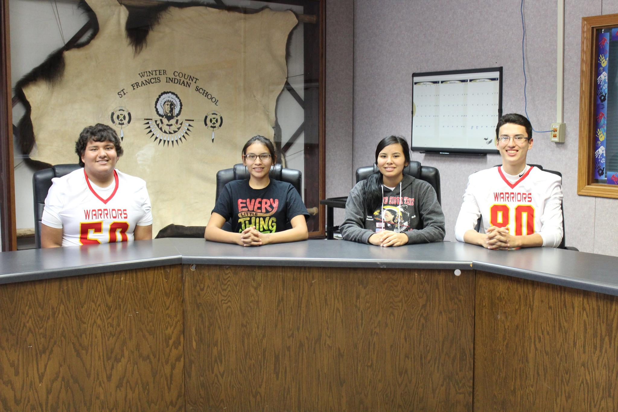 Native Sun News Today: Public high school is first to offer treaty class