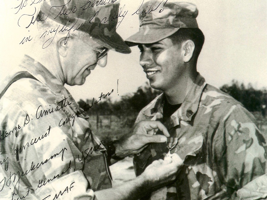 George Amiotte: Reflecting on my third tour of duty in Vietnam in 1969