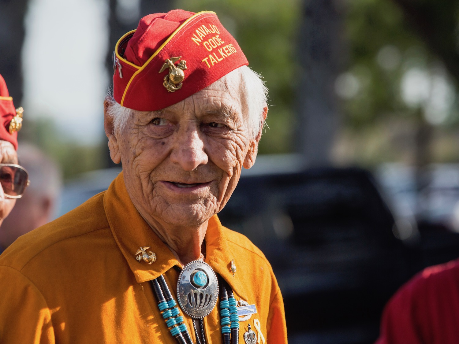 Navajo Nation mourns passing of Code Talker Roy Hawthorne at age of 92