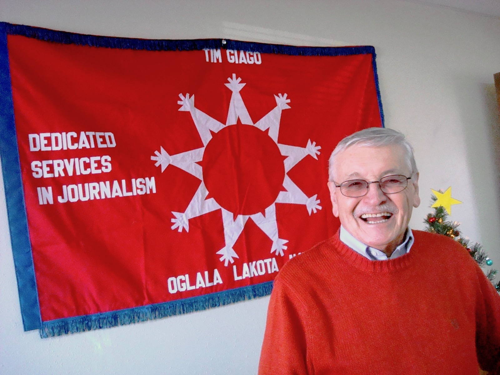 Tim Giago: Native American Journalists Association still going strong
