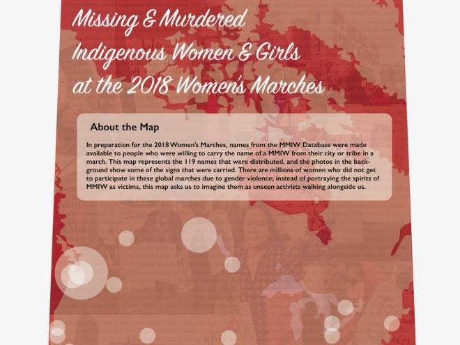 Mary Annette Pember: New tool tracks missing and murdered indigenous women