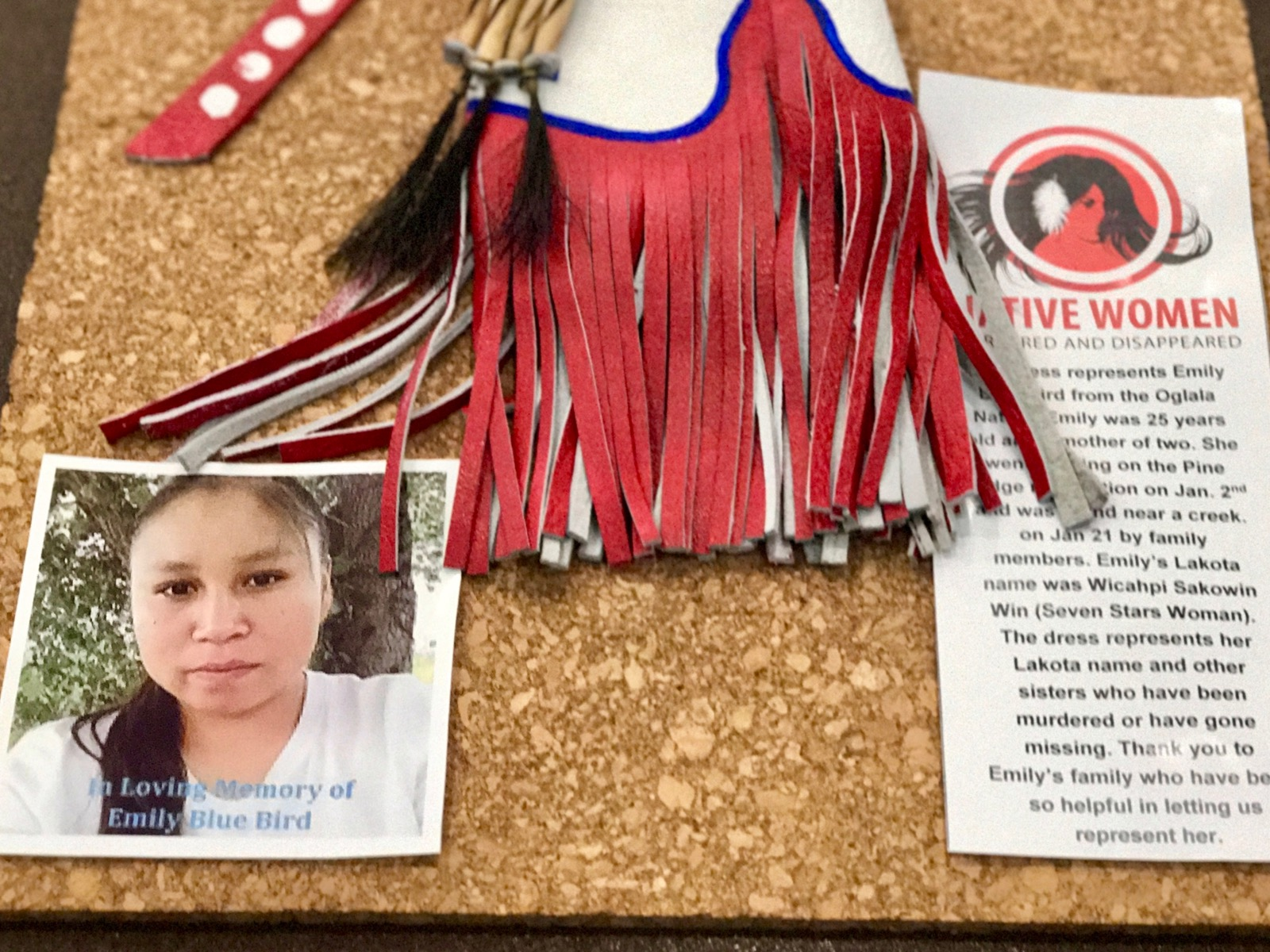 Mary Annette Pember: Little data on missing and murdered Native women and girls