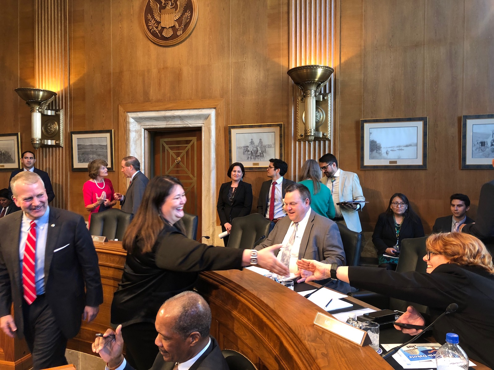 Recap: Tara Sweeney confirmation hearing as Assistant Secretary for Indian Affairs