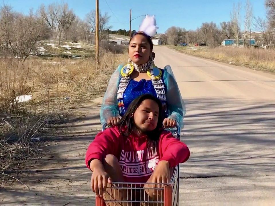 Native Sun News Today: Lakota artist's new video stresses strength of women