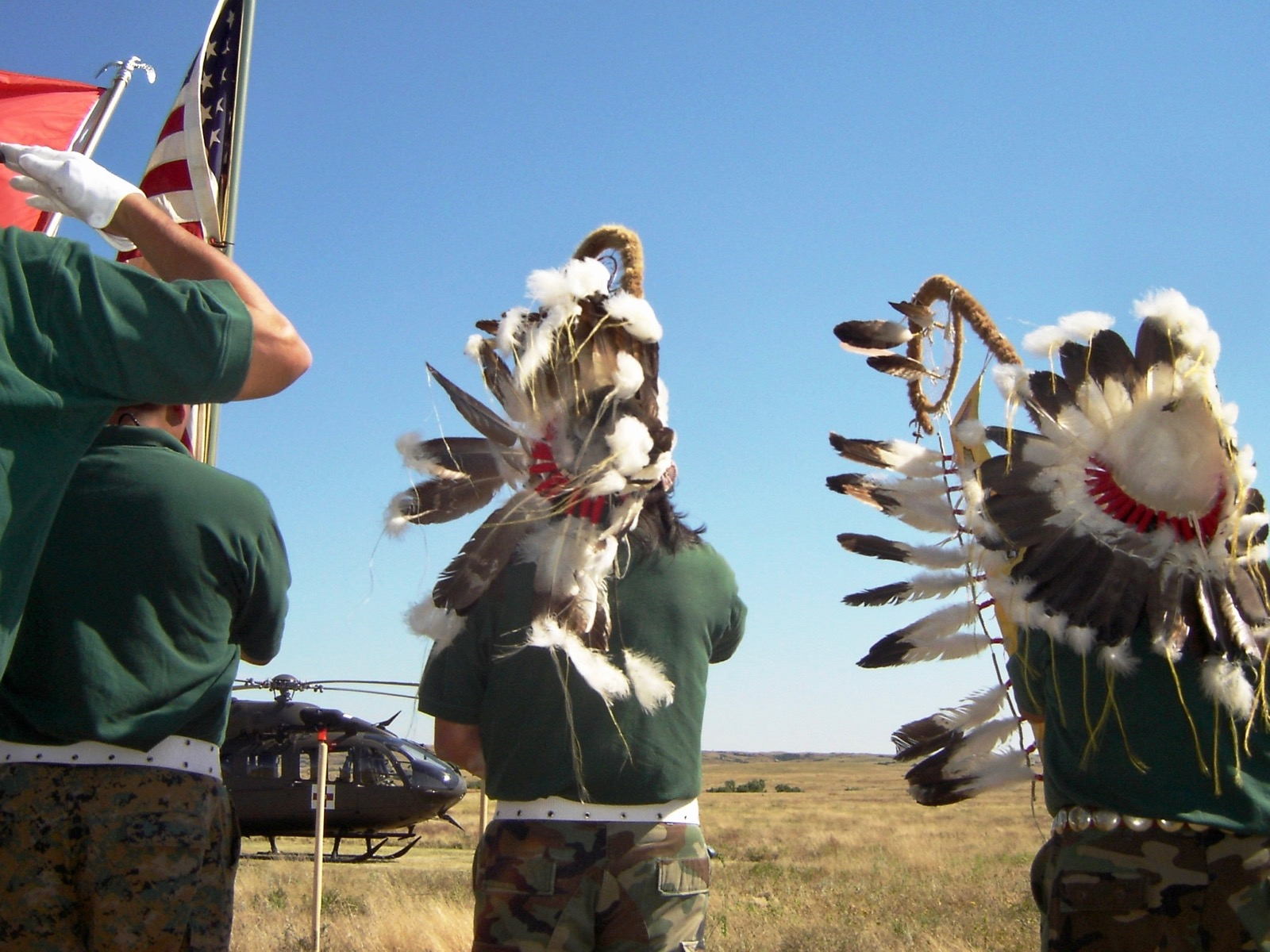 'Who do you think you are?': Lakota veteran encounters resistance at the VA
