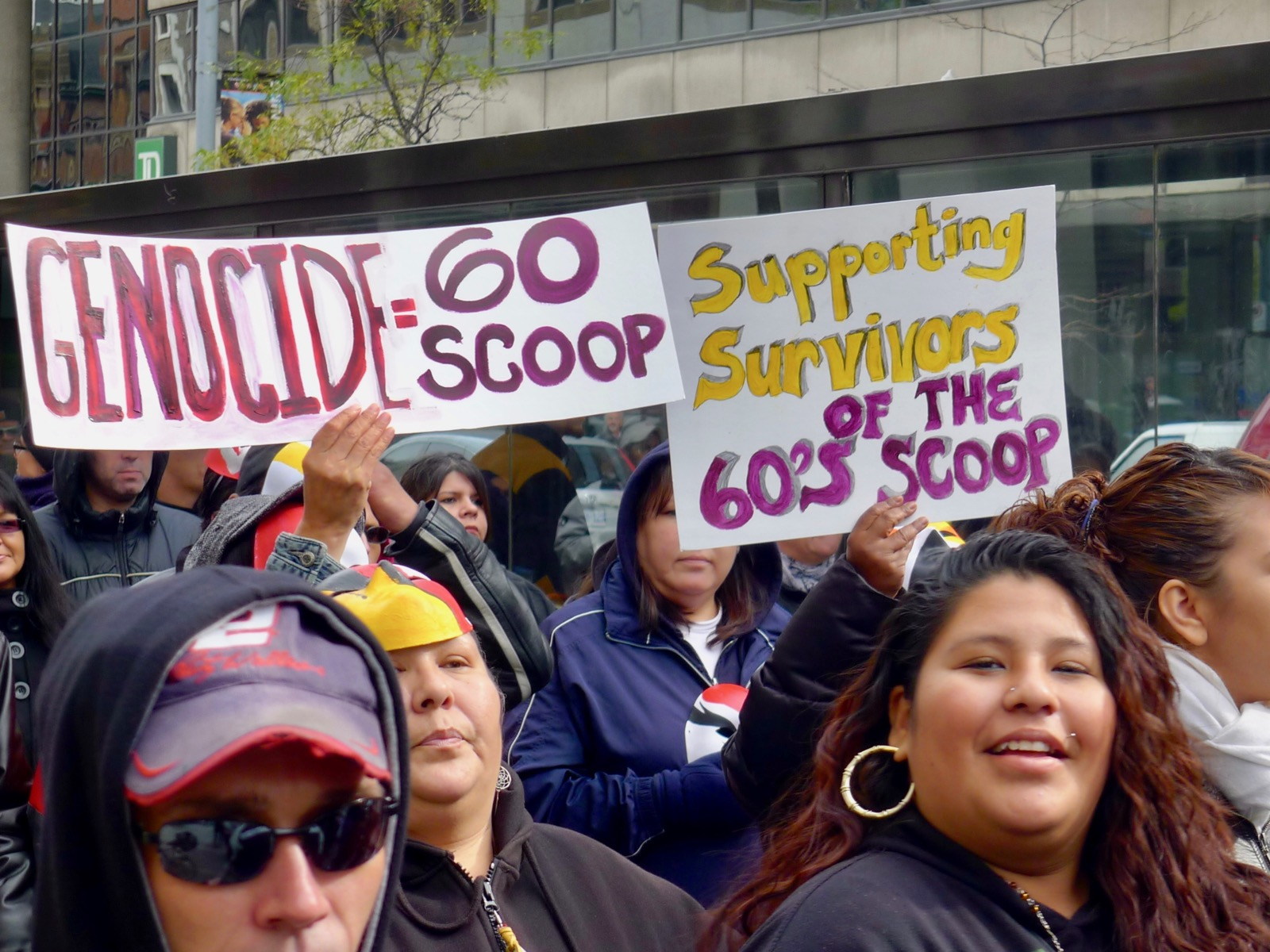 Doug George-Kanentiio: Sixties Scoop 'settlement' victimizes Natives all over again