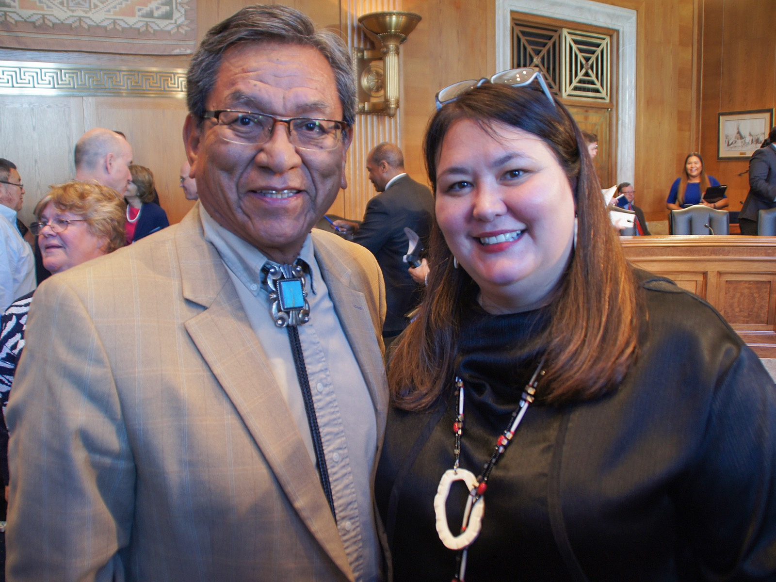 Tribes continue to rely on key lawmakers for help with funding