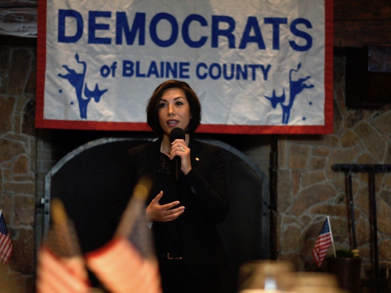 Mark Trahant: Paulette Jordan cruises to victory on primary night