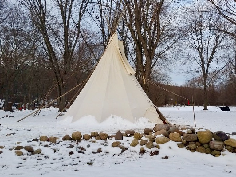 Ramapough Lunaape Nation goes to court to protect prayer camp