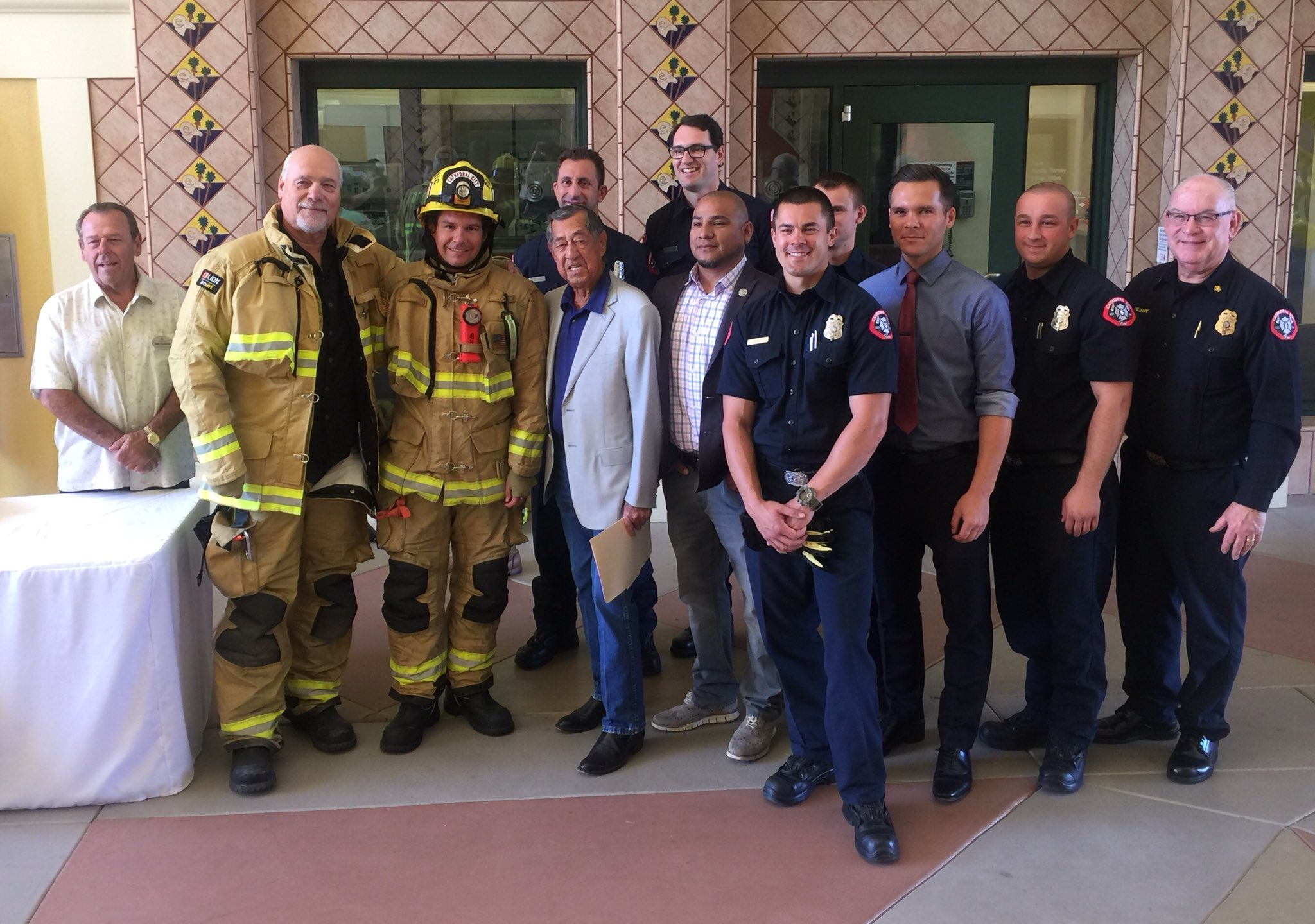 Agua Caliente Band donates $25,000 in gear to local fire department