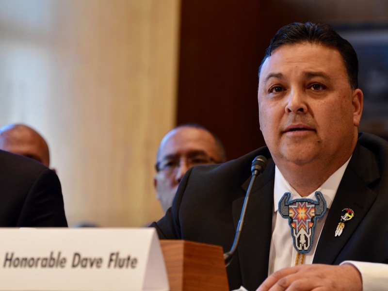 'We have always been a very proud people': Dave Flute on tribes and treaties