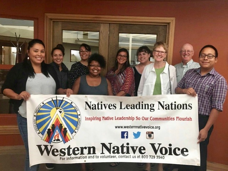 Western Native Voice: Restoring hope one Native voter at a time